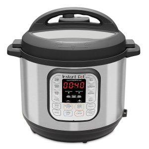 Instant Pot Duo pressure Cooker