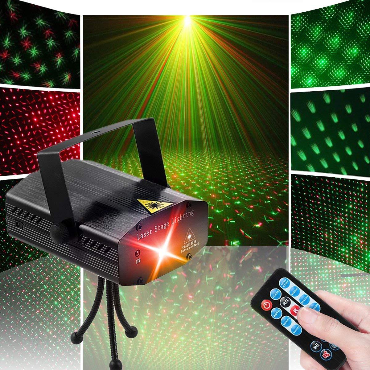 LED disco DJ light
