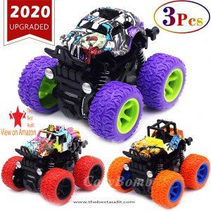 Monster best mini cars for kids