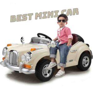 Best Mini Car for kids