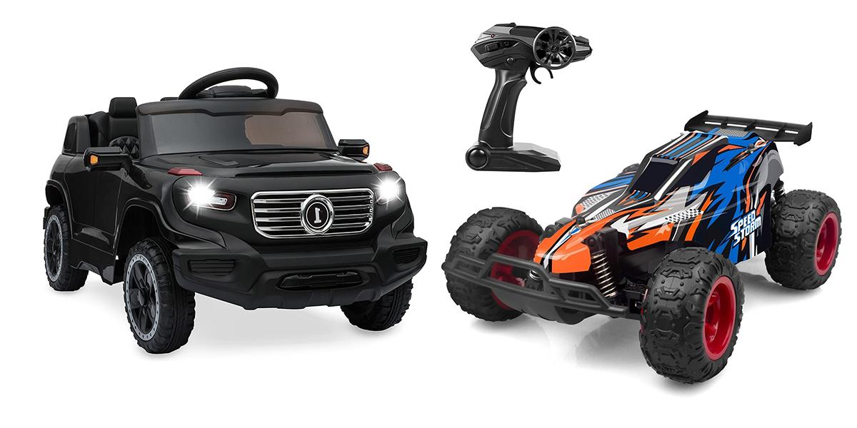 Best Mini Cars for Kids