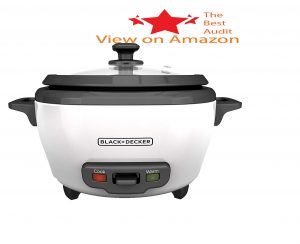 Black Decker best rice cooker