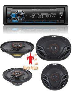 Pioneer best car audio brand