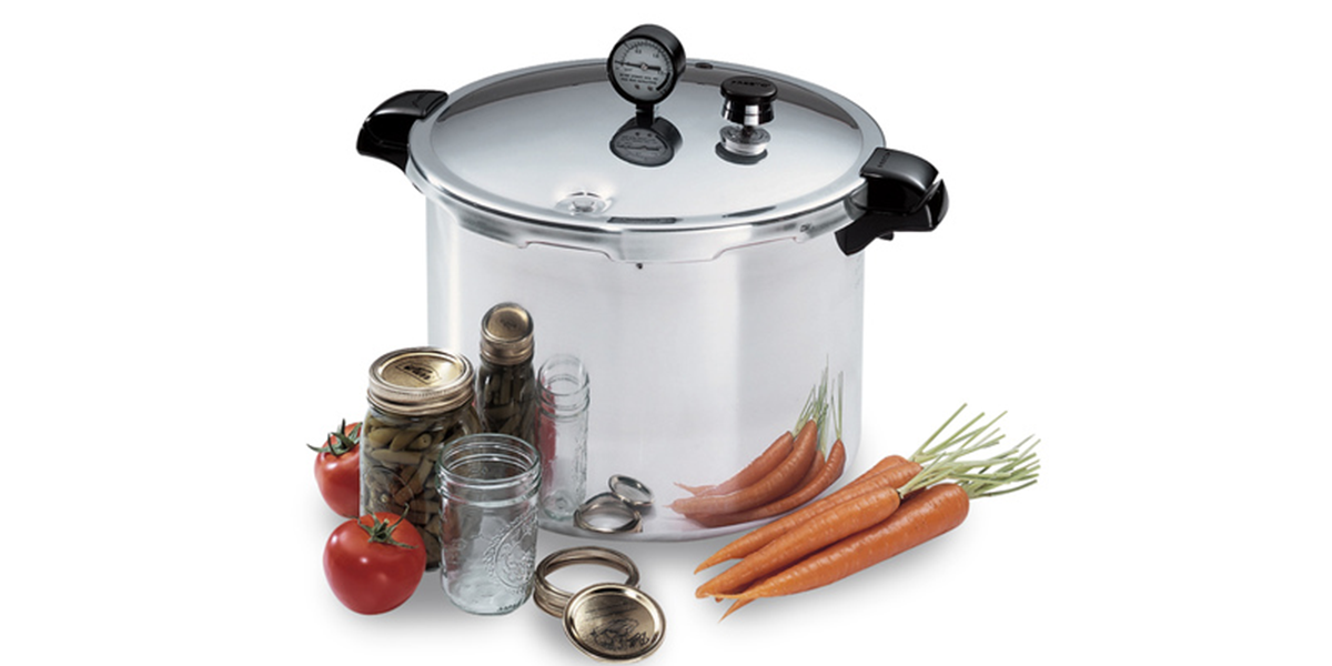 Best Stainless Steel Pressure Cooker with Thermometer