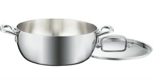 Cuisinart French Classic Tri-Ply Stainless Dutch