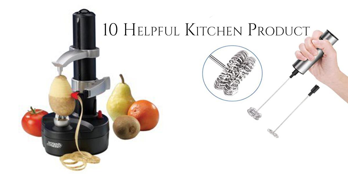 10 Helpful Kitchen Product